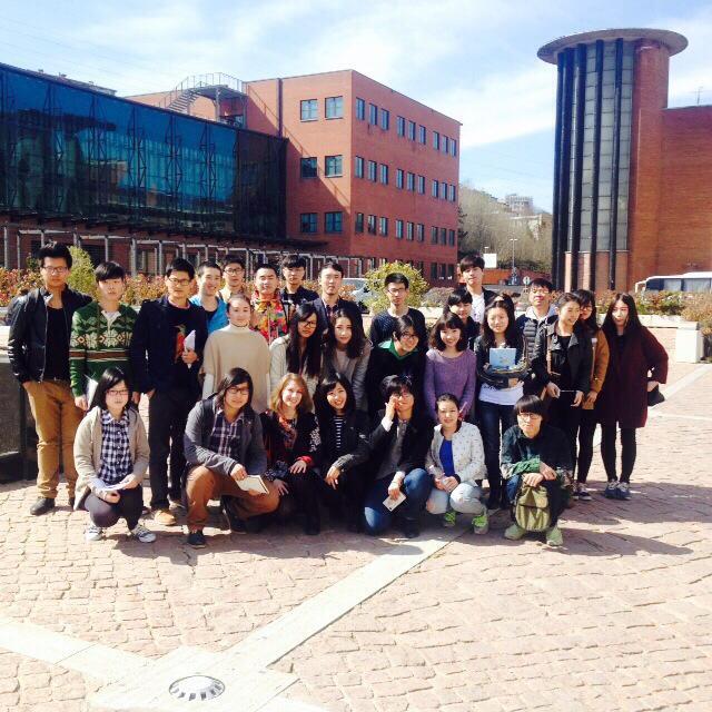 Progetti Marco Polo e Turandot per studenti cinesi