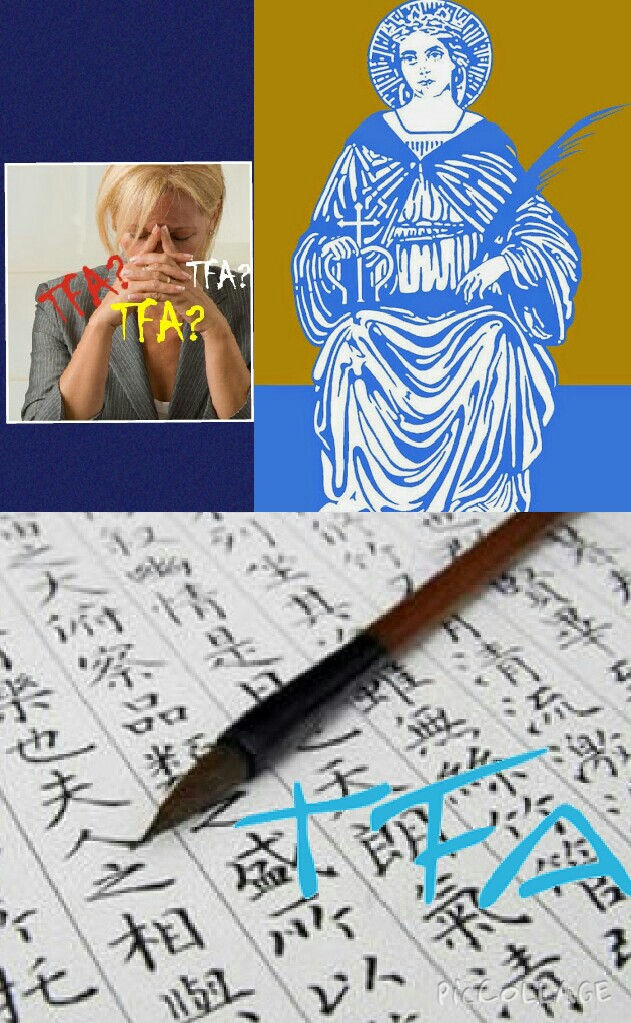 TFA AA46: Lingua e cultura cinese