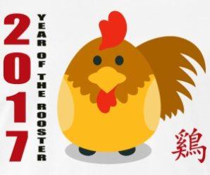 capodanno cinese 2017 – Anno del Gallo
