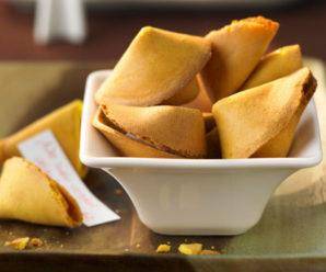 Biscotti della fortuna…cinesi o no?