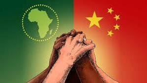 Cinesi in Africa