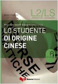 Lo studente di origine cinese